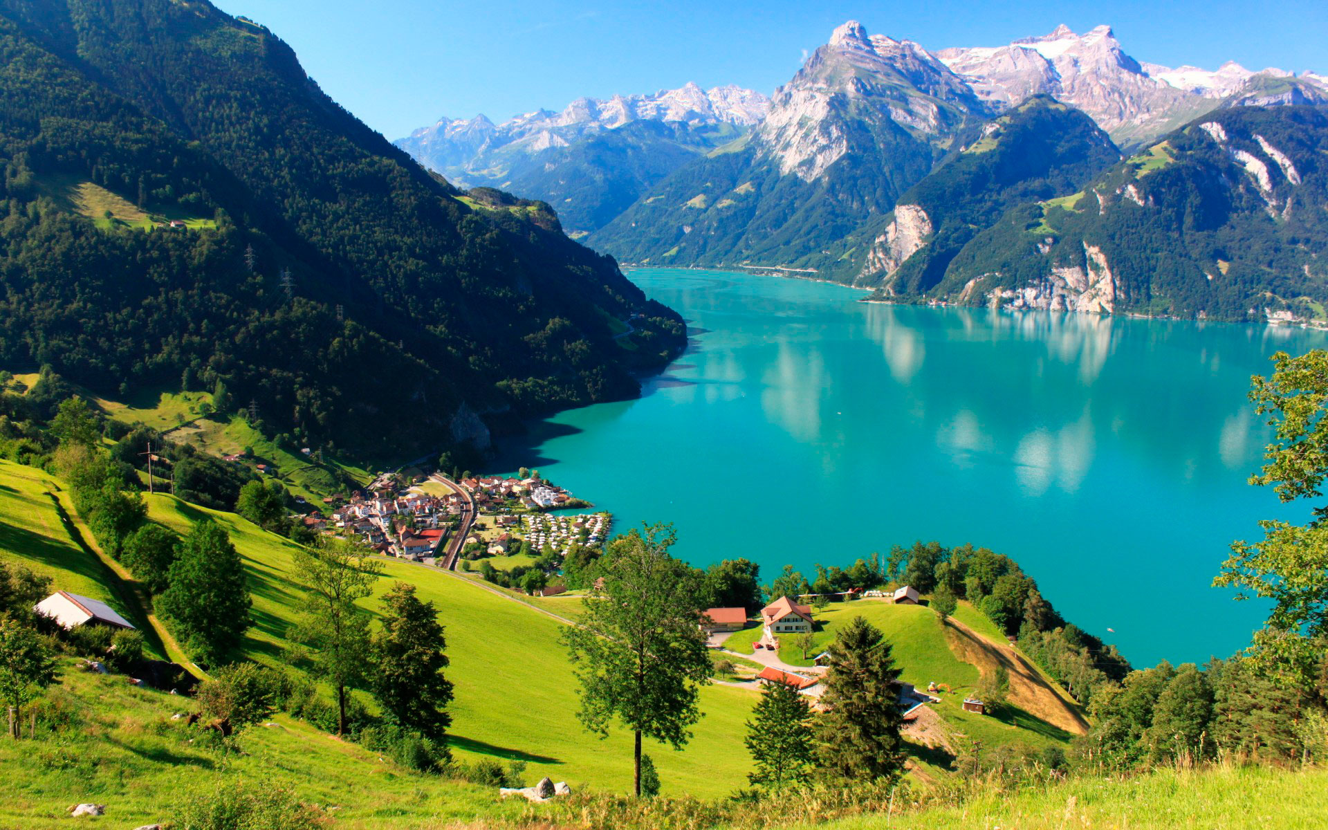 Как получить визу в Швейцарию – краткое руководство