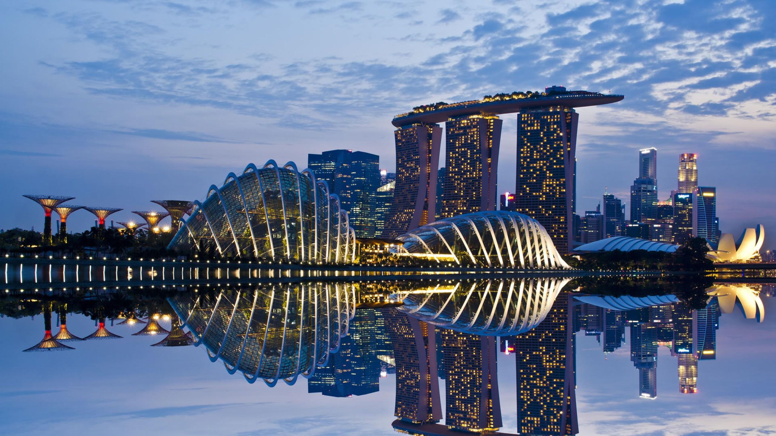 Самостоятельное получение визы в Сингапур для россиян в 2017 году