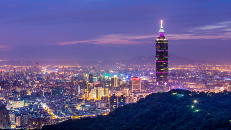 Оформление визы в Тайвань для российских путешественников