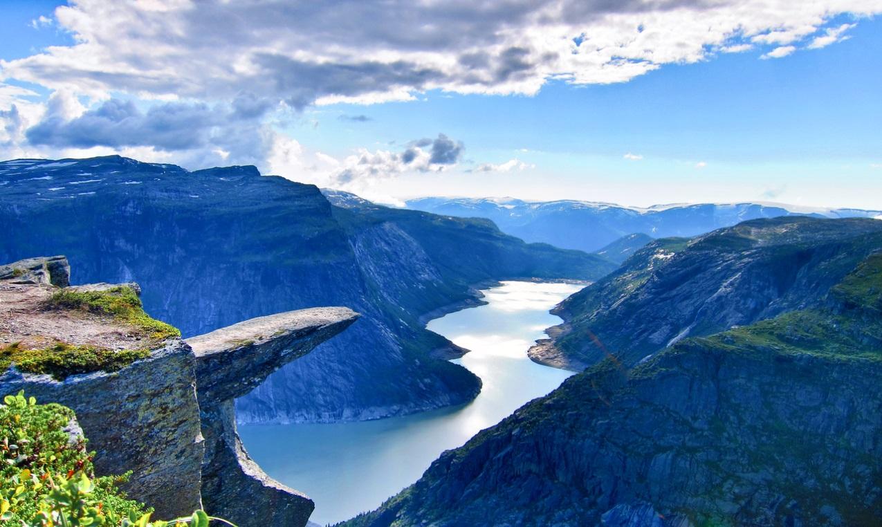 Виза в Норвегию для россиян: ее виды и порядок оформления