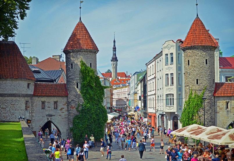 Виза в Эстонию для россиян в 2017 году и что нужно для ее оформления