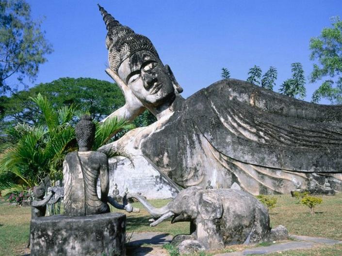 Виза в Лаос для россиян: свободное посещения и оформление документов