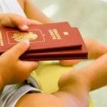 Как вписать ребёнка в загранпаспорт старого образца