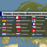 Какие страны входят в шенген — полный список